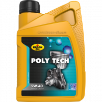 Моторное масло Kroon Oil POLY TECH 5W40